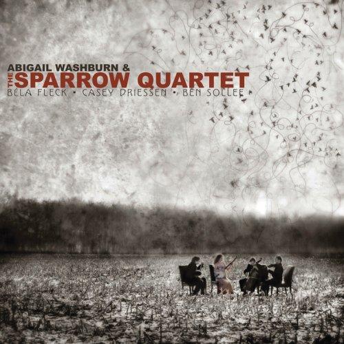 ABIGAIL WASHBURN & THE SPARROW QUARTE BY WASHBURN,ABIGAIL (CD)